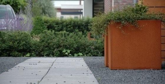 Cortenstaal plantenbak bloembak diron tuinstaal - Cortenstaal fabrikant ...